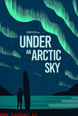 北极的天空下