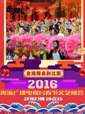 青海卫视2016春晚 2016年