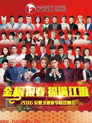 安徽卫视2016春晚 2016年