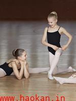 儿童芭蕾舞初级教程