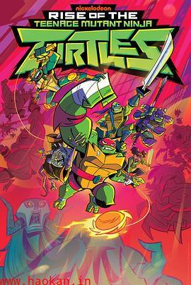 忍者神龟:崛起