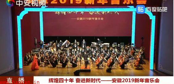 安徽2019新年音乐会