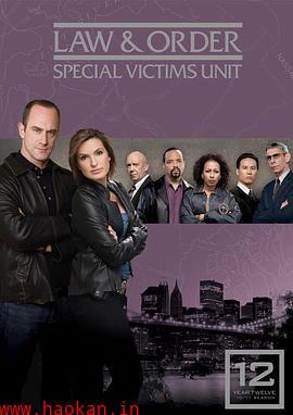 法律与秩序:特殊受害者第十二季